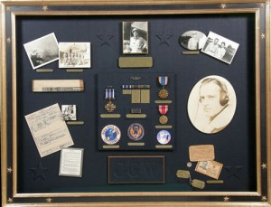World War II Memory Box