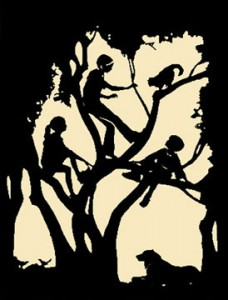 Image result for silhouette artist